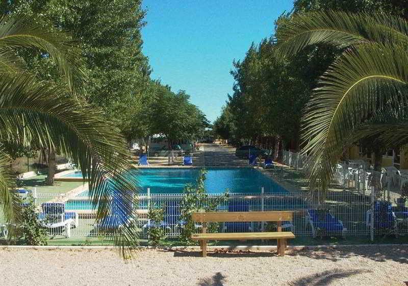 Swimming pool Spa Natura Resort Penyiscola