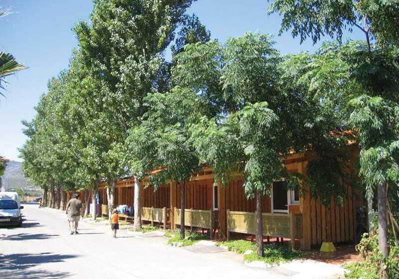 Outside Spa Natura Resort Penyiscola