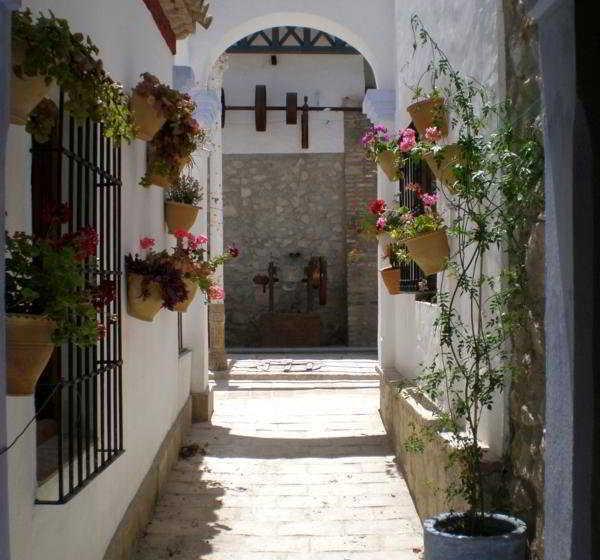 Baños Arabes Zuheros:Hotel Rural Hacienda Minerva en Zuheros