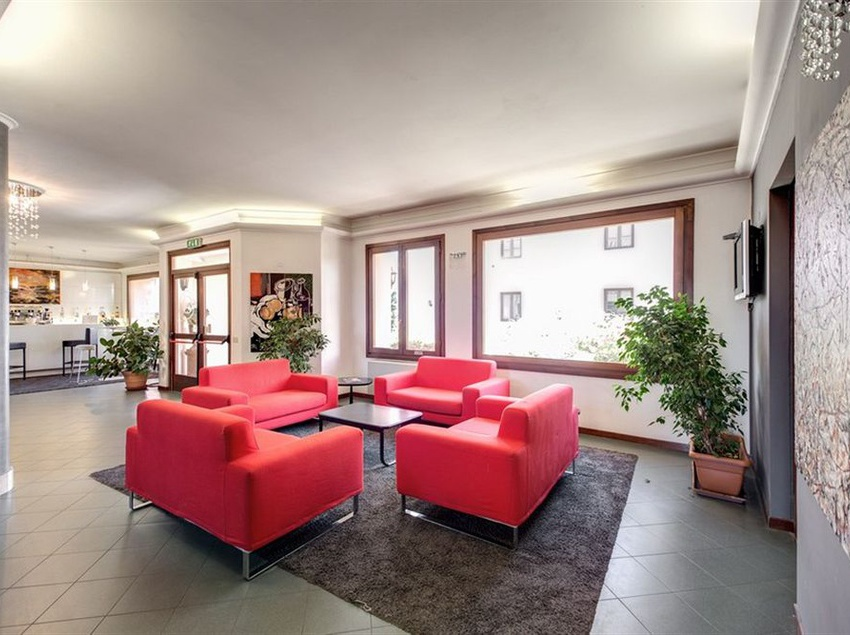 Common areas Alba Hotel Torre Maura Rome