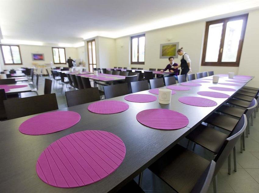 Restaurant Alba Hotel Torre Maura Rome