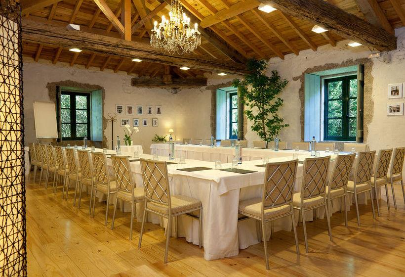 Meeting rooms Hotel A Quinta Da Auga Santiago de Compostela