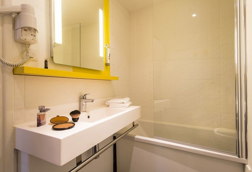 Bathroom Hotel Ibis Styles Rouen Centre Cathedrale