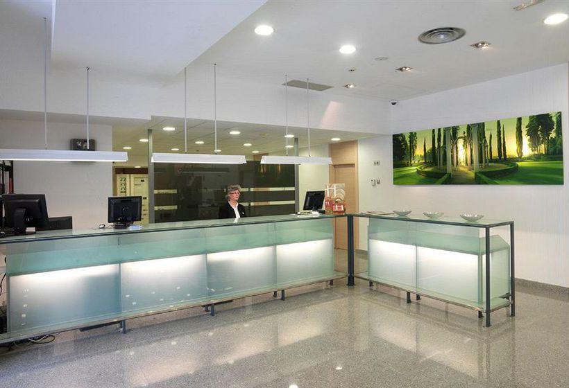 Hotel NH La Avanzada Lejona