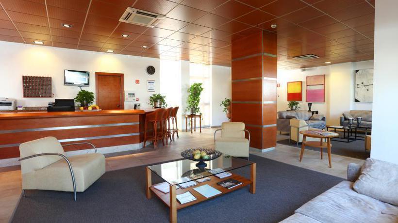 Front desk Apartamentos Jade S'Arenal