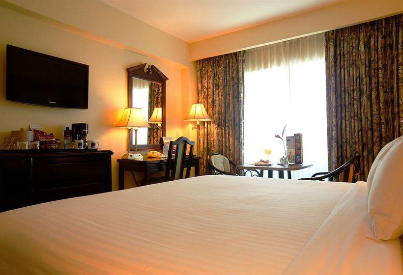 Room Hotel Barceló Managua