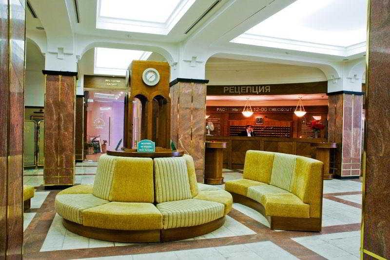 Hotel Kaliningrad Kaliningrado