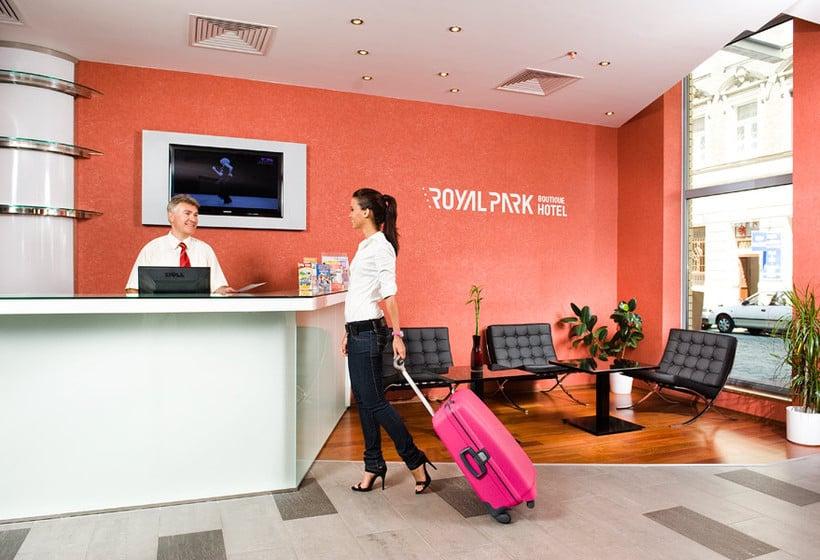 Royal Park Boutique Hotel Budapest
