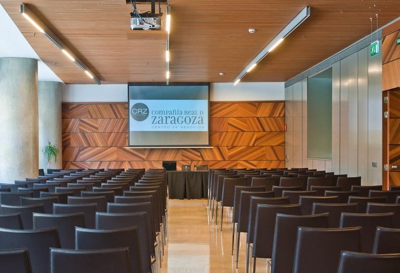 Meeting rooms Hotel Reina Petronila Saragossa