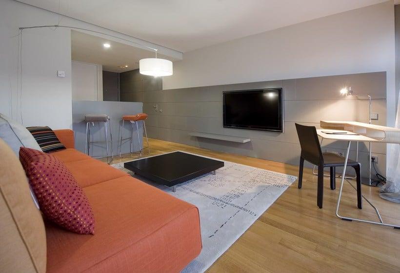 Room Hotel Reina Petronila Saragossa