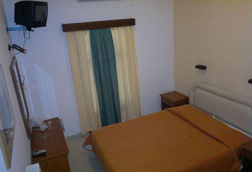 Hotel Anemomilos Villa Fira