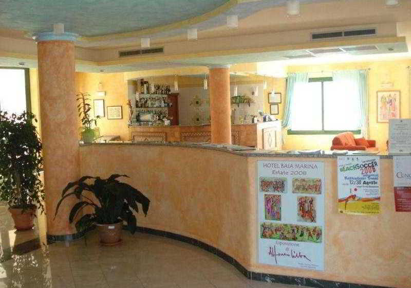 Hotel Baia Marina Orosei