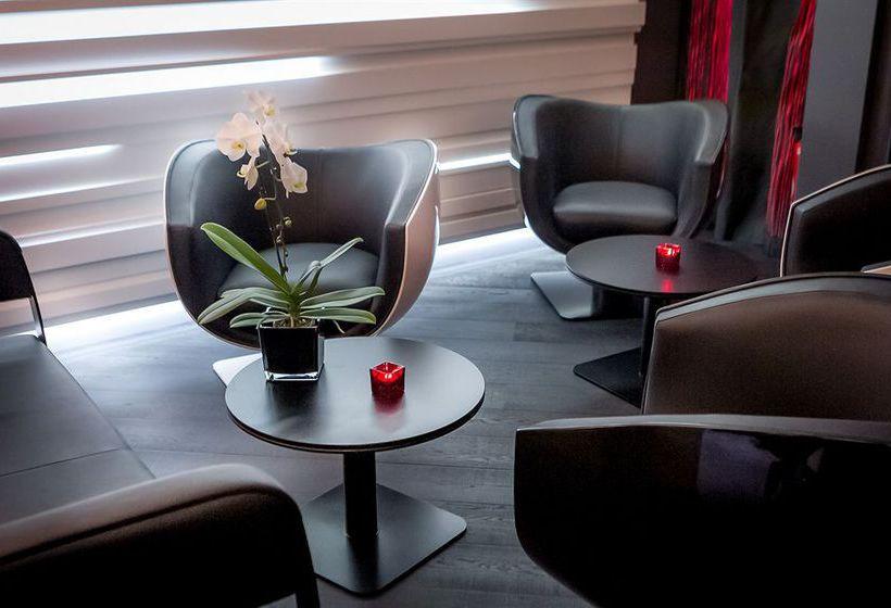 hotel felicien by elegancia en par s destinia. Black Bedroom Furniture Sets. Home Design Ideas