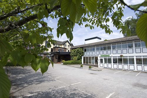 Hotel The Altrincham Lodge