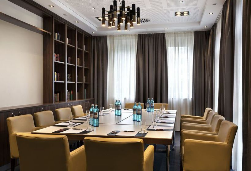 Fleming's Deluxe Hotel Frankfurt City