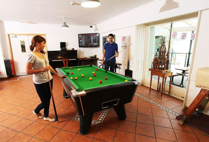Hotel Hillspring Lodge London
