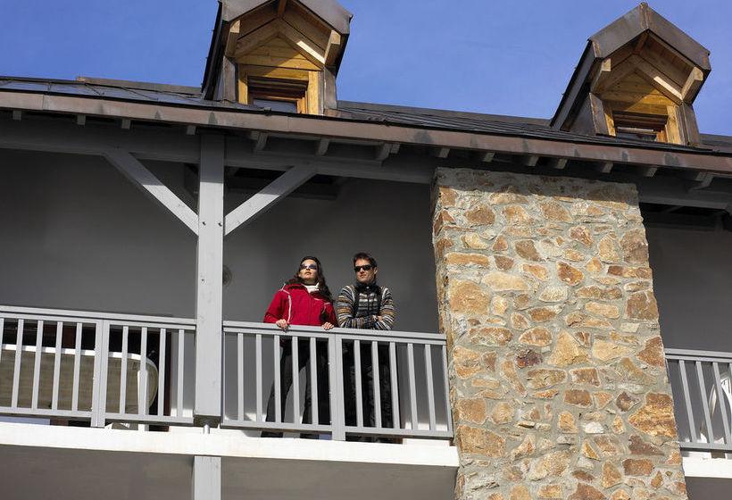 Residence Pierre  U0026 Vacances Le Pic Du Midi En La Mongie