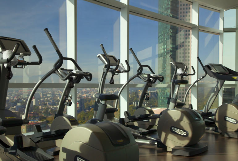Sports facilities Hotel The St. Regis Mexico City
