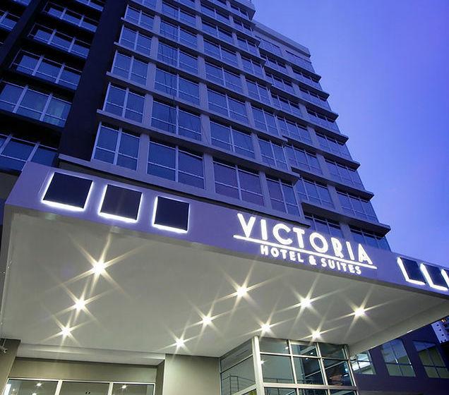 Victoria Hotel Amp Suites Panama En Ciudad De Panama Destinia