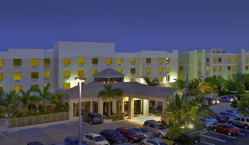 Hotel Hilton Garden Inn West Palm Beach Airport A West Palm Beach A Partire Da 35 Destinia
