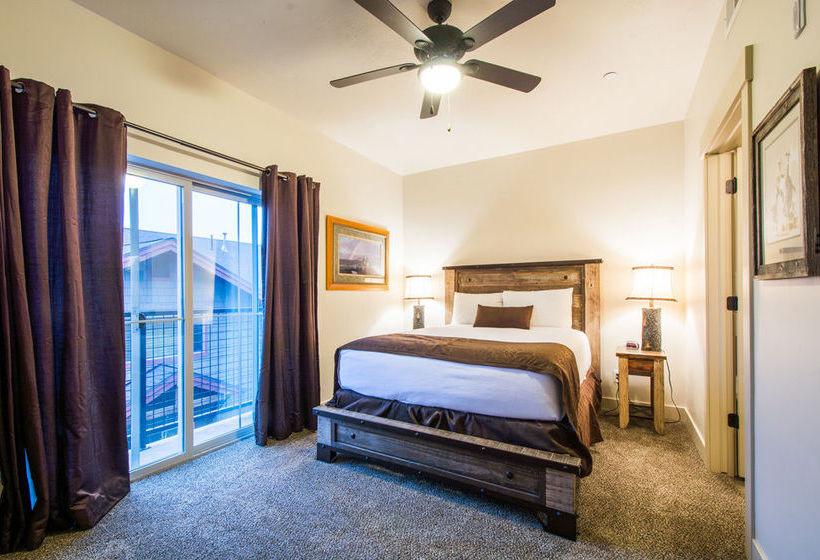 Hotel The Lodges At Bear Hollow Village Park City