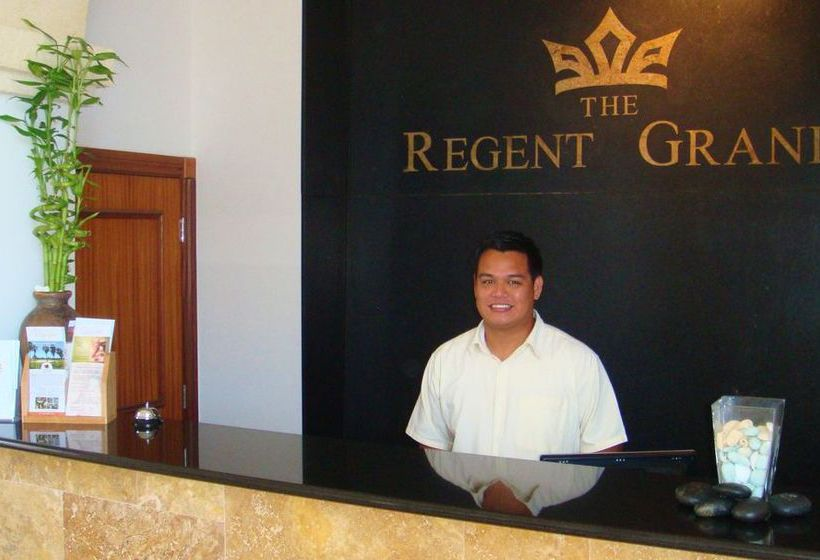 Hotel The Regent Grand Resort Grace Bay