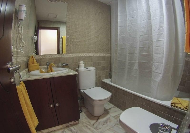 Bathroom Hotel Mirador de Lobos Golf Corralejo