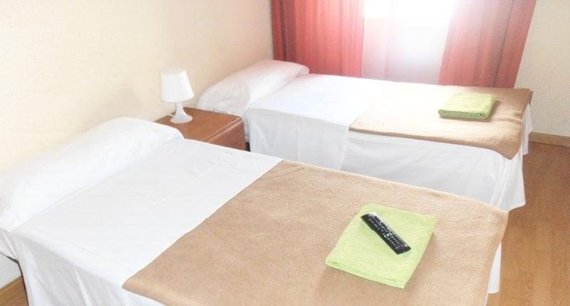 Room Hostal Numancia Madrid
