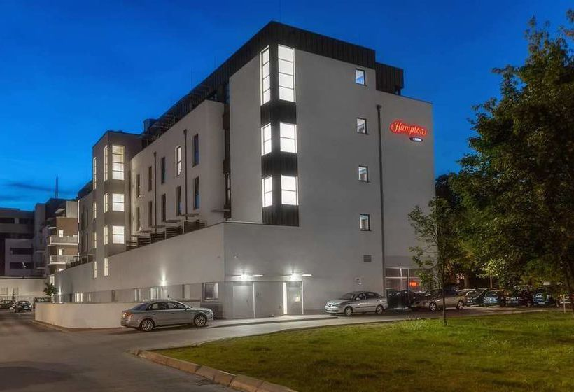Hotel Hampton By Hilton Swinoujscie