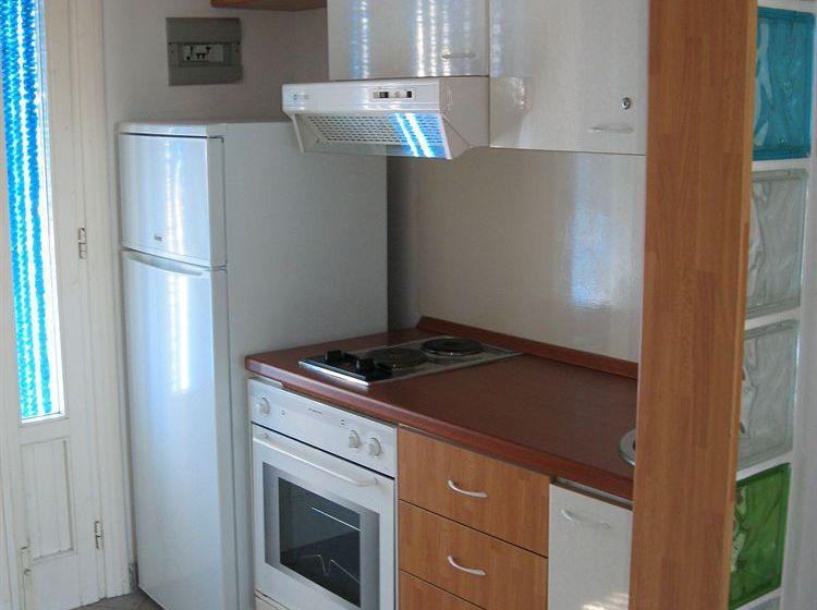 Cuisine Hotel Residence Fontanelle Ostuni