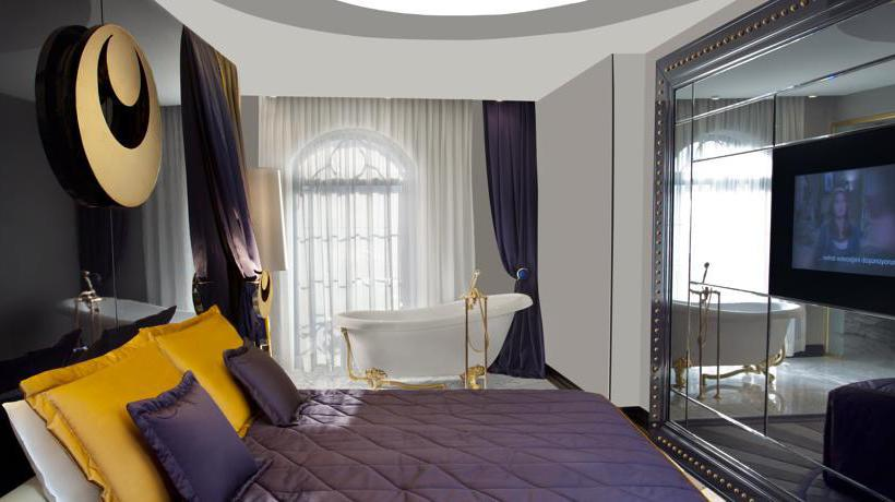 Room Hotel Sura Design & Suites  Istanbul