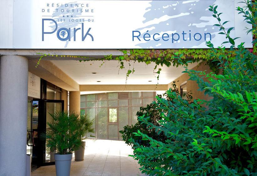 Hotel Résidence Les Loges du Park Aix-les-Bains