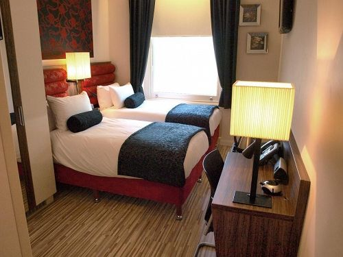 Hotel Simply Rooms & Suites London