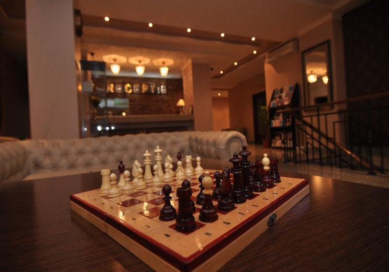Hotel Megalos Constanta