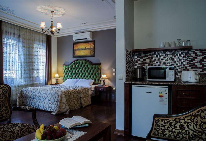 Hotel Tashkonak Studio Suites Istanbul