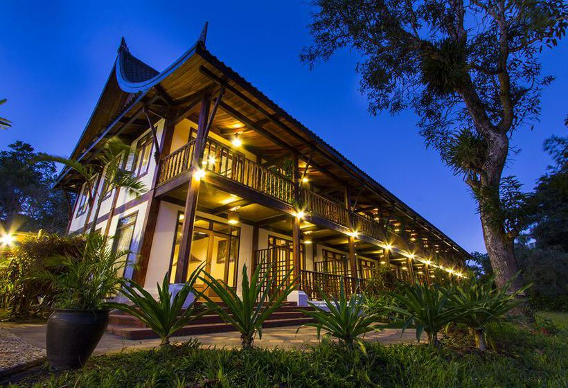 Hotel Chanthavinh Resort & Spa Luang Prabang