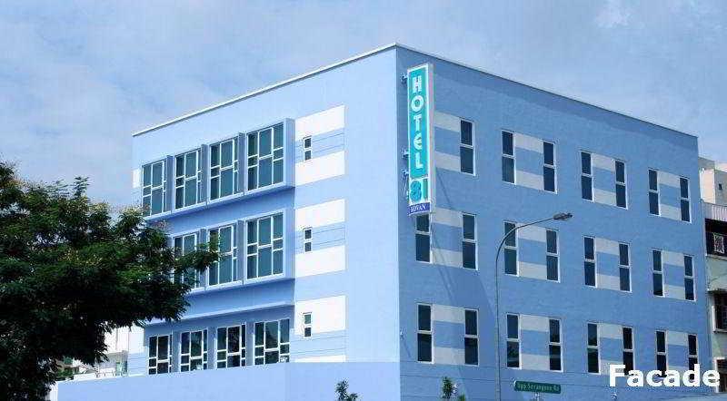 Hotel 81 Kovan Singapore