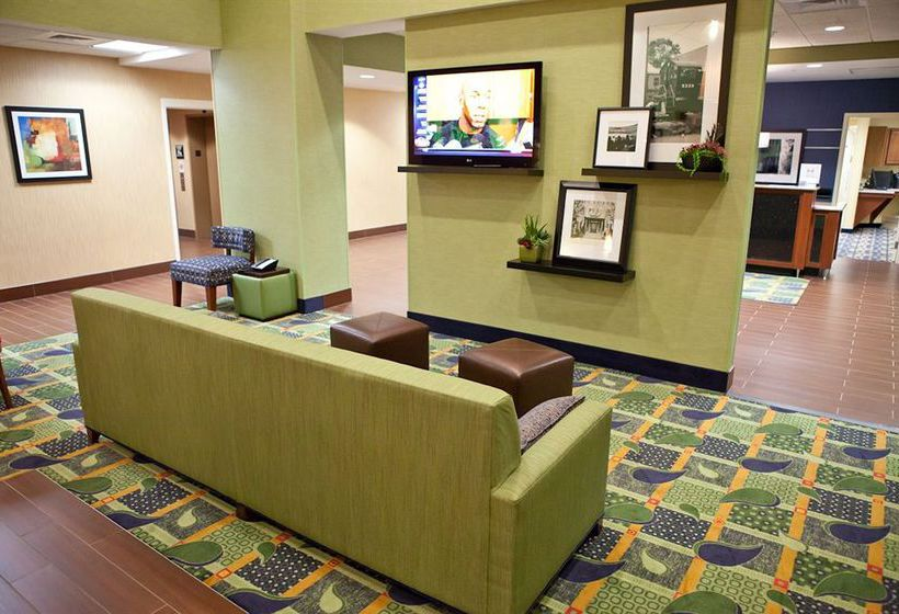 Hotel Hampton Inn & Suites Durham North I85