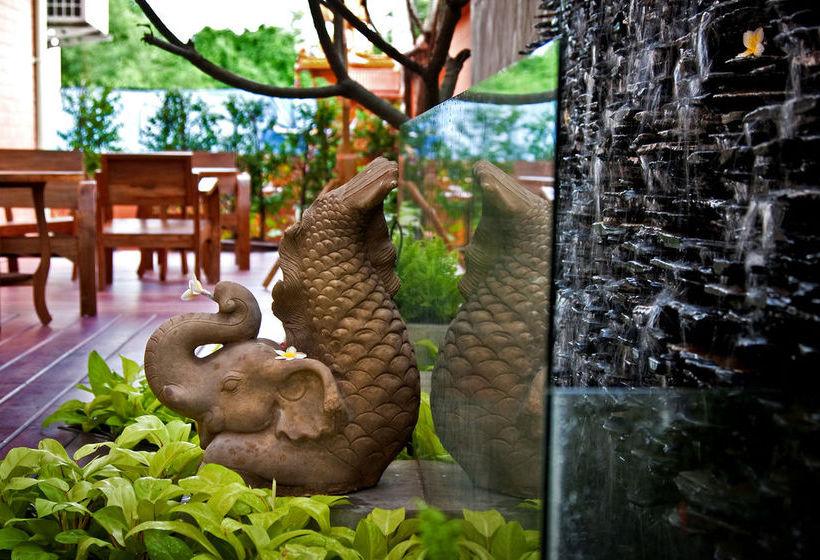 هتل Plai Garden Boutique Guesthouse Suvarnabhumi Airport بانکوک
