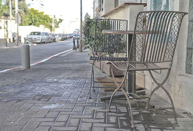 Sea Side Hotel Tel Aviv