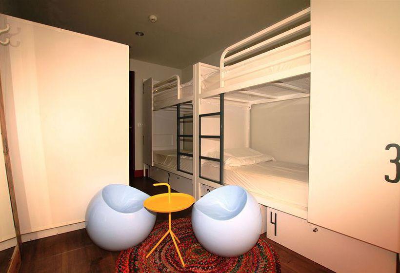 Room Generator Hostel Barcelona