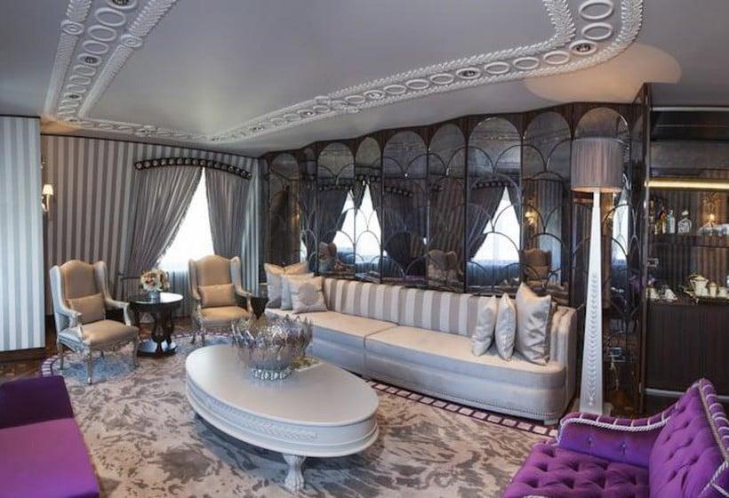 Hotel Wyndham Grand Istanbul Kalamis Marina Estambul