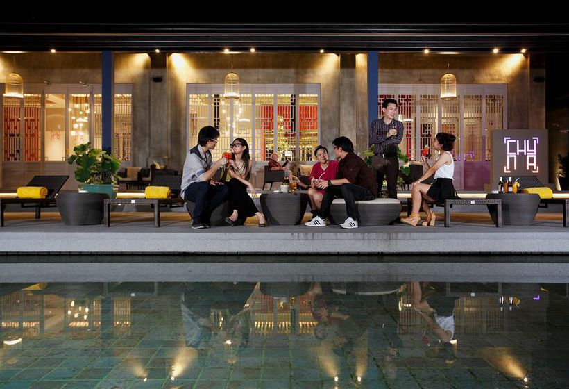 Hotel Centra Central Station Bangkok