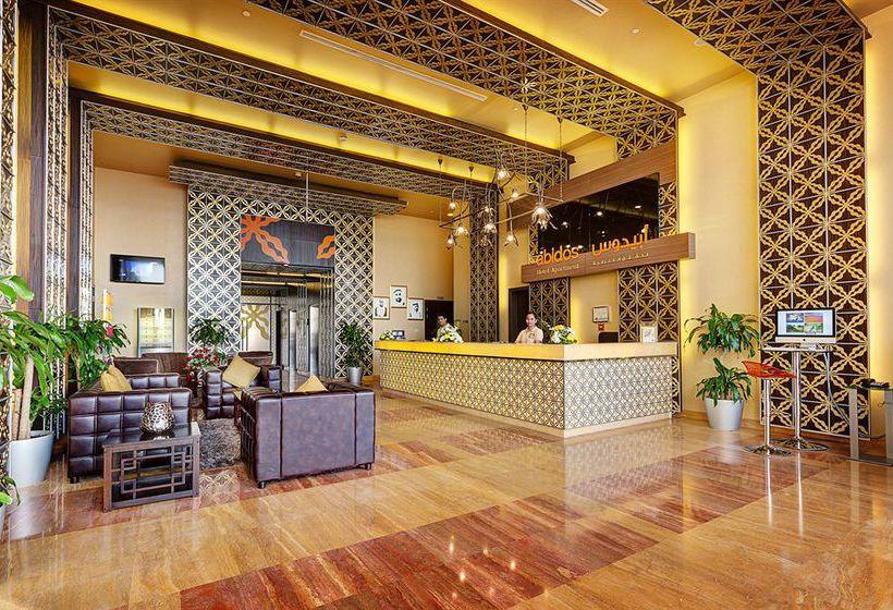 Aparthotel Abidos Dubai