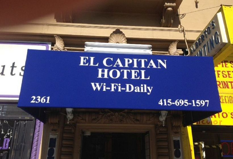 Hotel El Capitan  San Francisco
