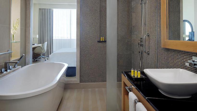 Bathroom Marriott Hotel Al Jaddaf Dubai