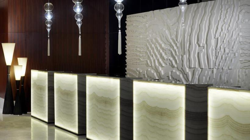 Reception Marriott Hotel Al Jaddaf Dubai