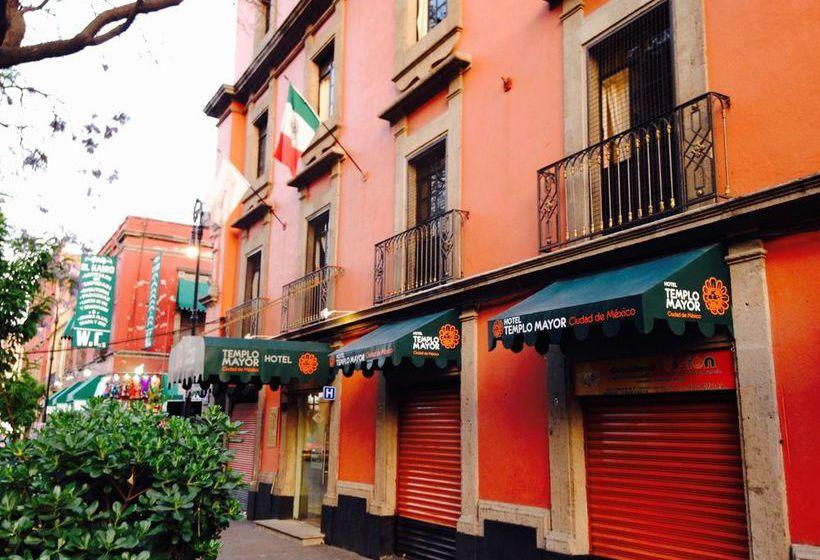 Hotel Templo Mayor Mexico City