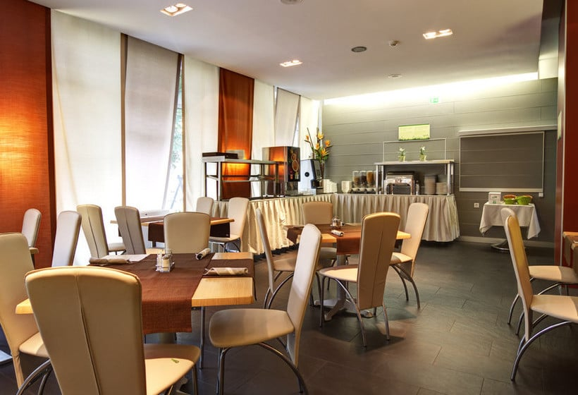 Restaurant Hotel Park Ljubljana