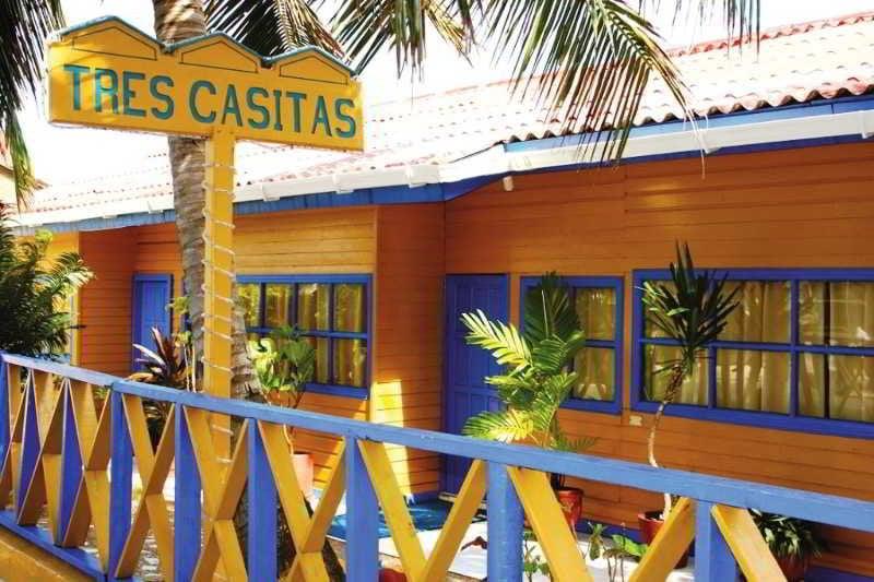 Tres Casitas San Andres